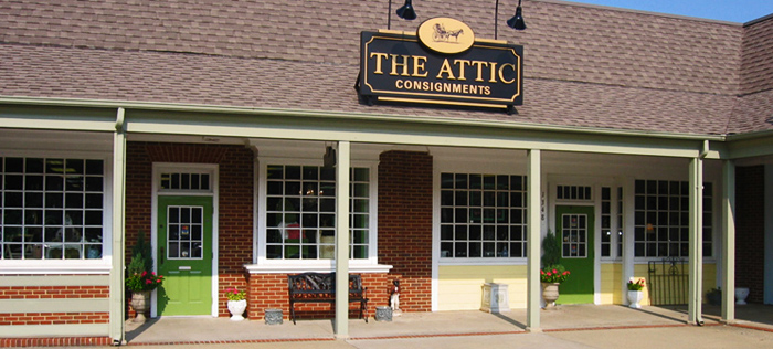 Attic Consignment Store Richmond Virginia